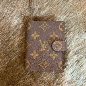 💯 Authentic Louis Vuitton Agenda Mini/Card Holder